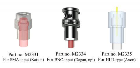 Headstage adaptors
